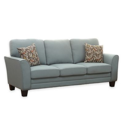 Verona Home Harthan Sofa in Teal