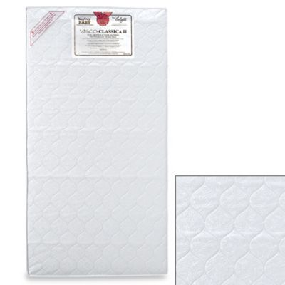 Visco Classica II Crib Mattress by Colgate - from Colgate Mattress