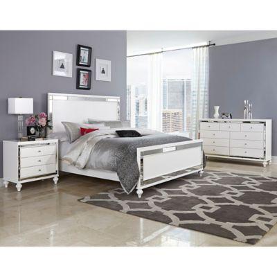 Verona Home Serendipity 3-Piece Queen Bedroom Set