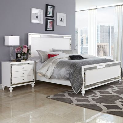 Verona Home Serendipity 2-Piece Queen Bedroom Set