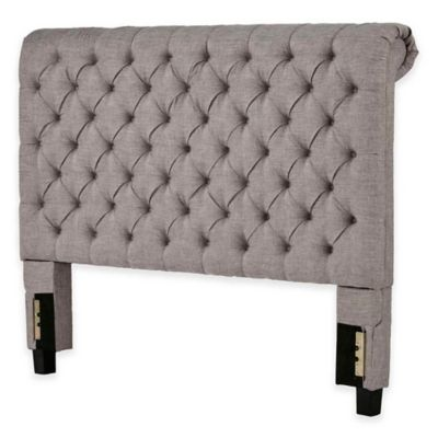 Nottingham Queen Headboard in Grey