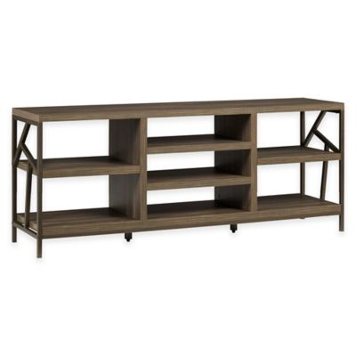 TV Storage Shelves
