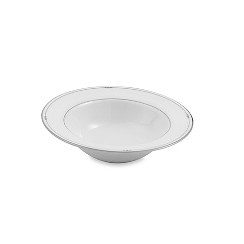 Precious Platinum 7-Ounce Fruit Bowl