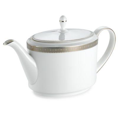 Vera Wang Wedgwood® Vera Lace 1.4-Pint Tea Pot