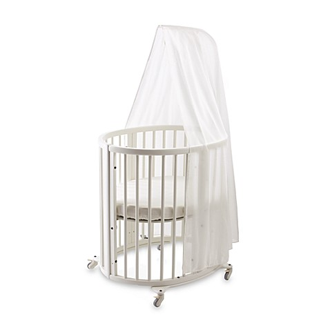 Sleepi™ Bassinet White Canopy by Stokke®