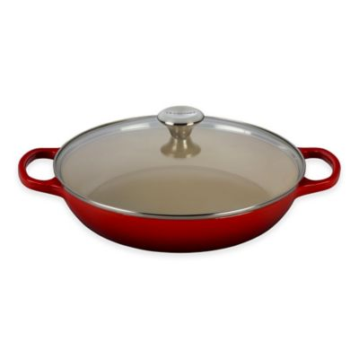 Le Creuset® 3.5 qt. Covered Buffet Casserole in Cherry