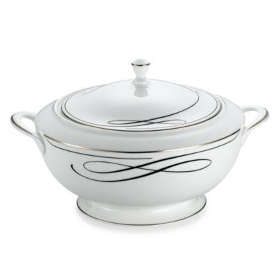Waterford® Ballet Ribbon Covered Vegetable Bowl