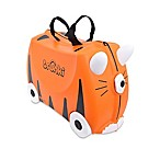 Trunki Ride-On Tipu Travel Case in Orange
