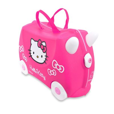 Trunki Ride-On Hello Kitty Travel Case in Pink
