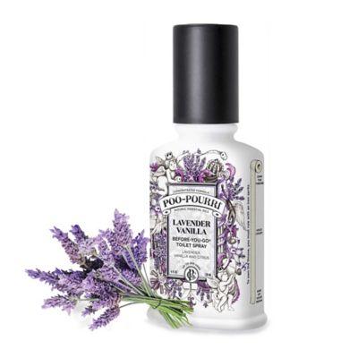 Poo-Pourri® Before-You-Go® 4 oz. Toilet Spray in Lavender Vanilla