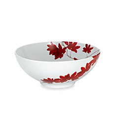 Mikasa® 6 1/2-Inch Cereal Bowl in Pure Red