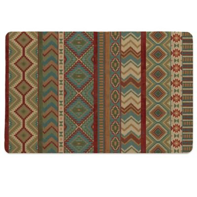 Laural Home® Country Mood Pet Mat in Sage