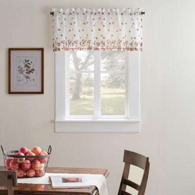 Fresh Bloom Window Valance