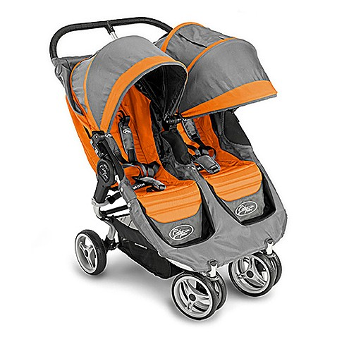 Baby Jogger™ Orange City Mini Double Stroller - Bed Bath ...