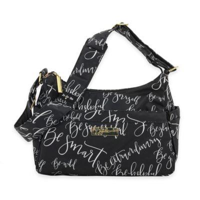 Ju-Ju-Be Legacy HoboBe Bag/Diaper Bag in The Queen Be