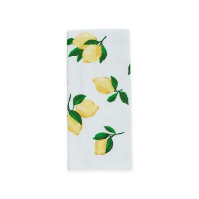 kate spade new york Make Lemonade Kitchen Towel
