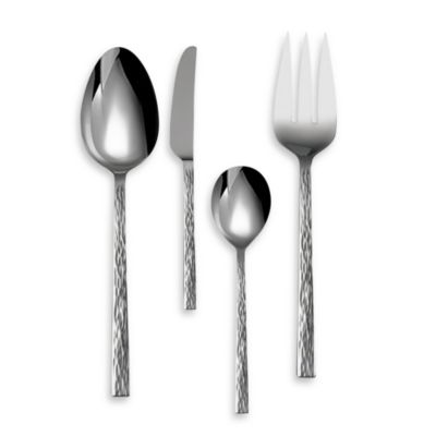 Vera Wang Wedgwood® Hammered 4-Piece Hostess Set