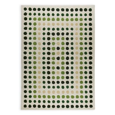 M.A. Trading Dublin 8-Foot 3-Inch x 11-Foot 6-Inch Area Rug in Green