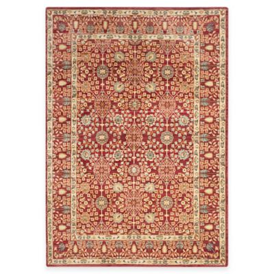 Safavieh Red Area Rug