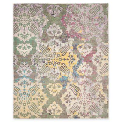 Safavieh Valencia Floral Multicolor Area Rug