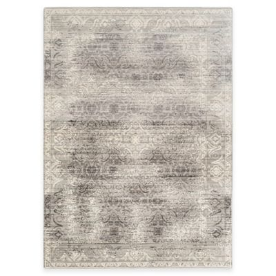 Safavieh Valencia Smoke 5-Foot x 8-Foot Area Rug in Mauve