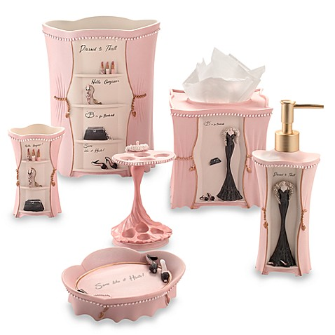 Dressed to Thrill Lotion Dispenser