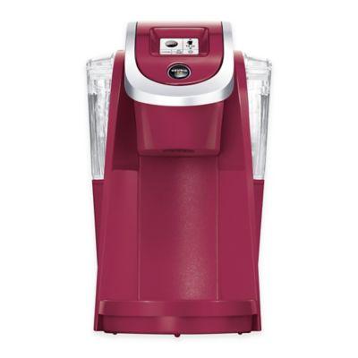 Keurig® 2.0 K250 Coffee Brewing System in Imperial Red