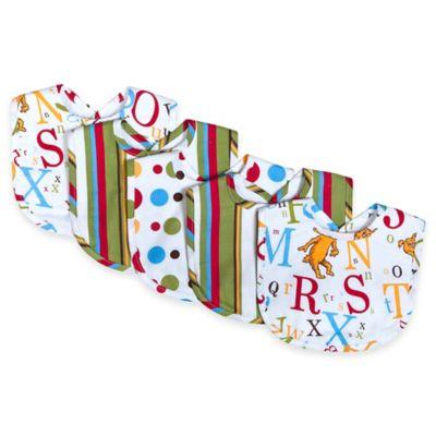 Trend Lab® 5-Pack Dr. Seuss™ Alphabet Bib Set
