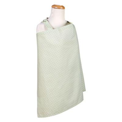 Lab Trend® Sea Foam Dot Nursing Cover