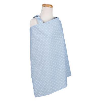 Trend Lab® Blue Sky Dot Nursing Cover