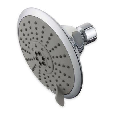 5-Function Water-Saving Adjustable Showerhead in Chrome