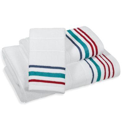Beacon Stripe Bath Towel