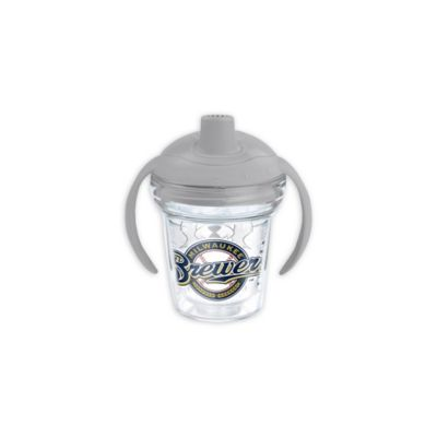 Tervis® My First Tervis™ MLB Milwaukee Brewers 6 oz. Sippy Design Cup with Lid