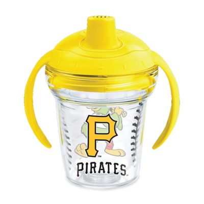 Tervis® My First Tervis™ MLB Pittsburgh Pirates 6 oz. Sippy Design Cup with Lid