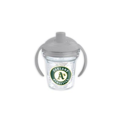 Tervis® My First Tervis™ MLB Oakland A's 6 oz. Sippy Design Cup with Lid