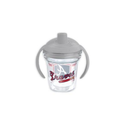Tervis® My First Tervis™ MLB Atlanta Braves 6 oz. Sippy Design Cup with Lid