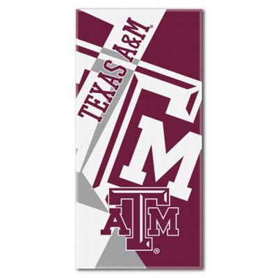 Texas A&M University Beach Towel