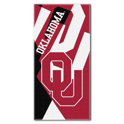 University of Oklahoma Beach Towel