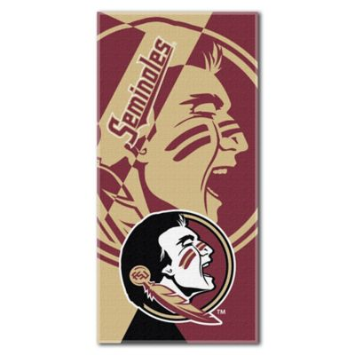 Florida State University Beach Towel