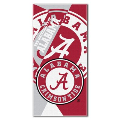 University of Alabama Beach Towel