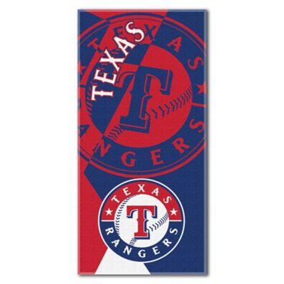 MLB Texas Rangers Beach Towel