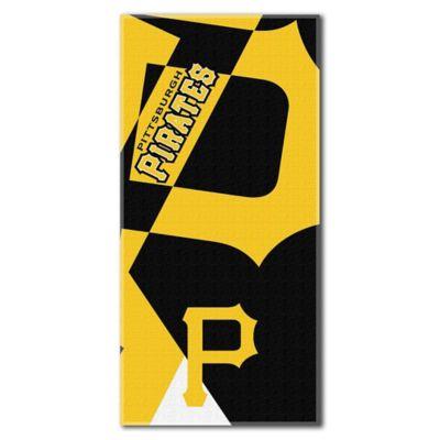 MLB Pittsburgh Pirates Beach Towel