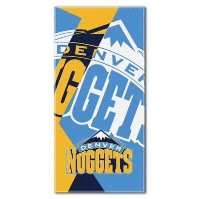 NBA Denver Nuggets 34-Inch x 72-Inch Beach Towel