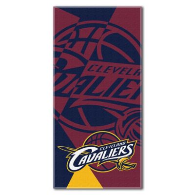 NBA Cleveland Cavaliers 34-Inch x 72-Inch Beach Towel