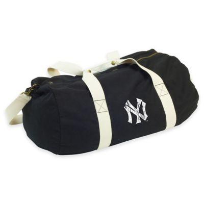 MLB New York Yankees Cooperstown Sandlot Duffle Bag