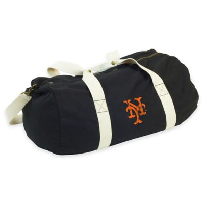 MLB New York Mets Cooperstown Sandlot Duffle Bag