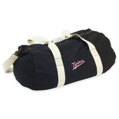 MLB Minnesota Twins Cooperstown Sandlot Duffle Bag