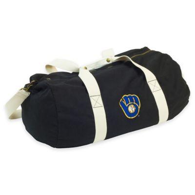 MLB Milwaukee Brewers Cooperstown Sandlot Duffle Bag