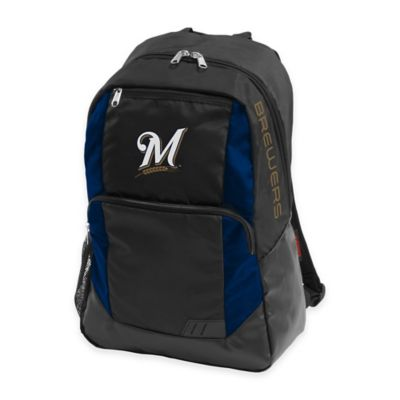 MLB Milwaukee Brewers Closer Backpack