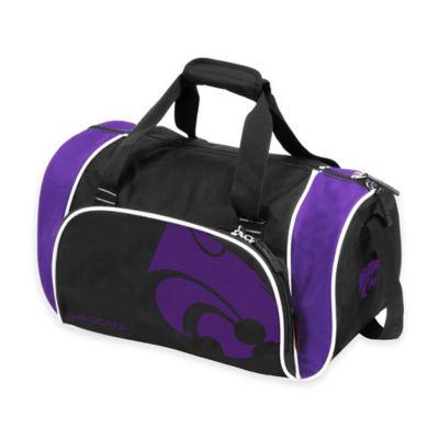 Kansas State University Locker Duffle Bag